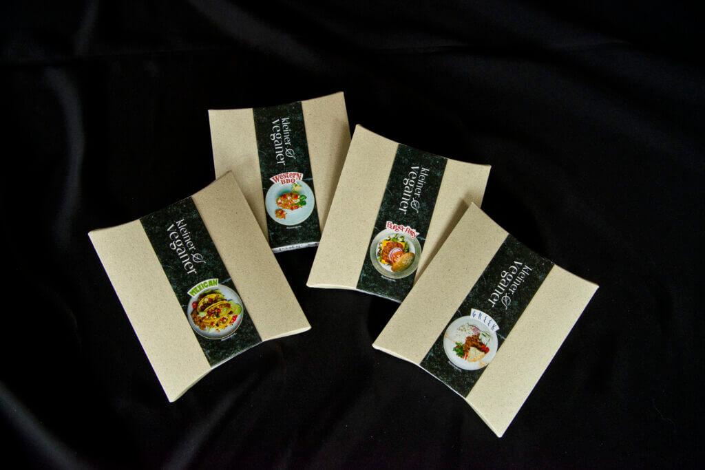 Jackfruit Fertigprodukte